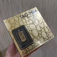 Parfum original pria ARMAF TAG-HIM for men with BOX SEGEL
