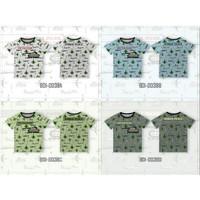 301KIDS Kaos Baju T-Shirt Anak Motif Pesawat Tank Baja Kapal Premium