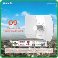 Tenda O9 AP 5GHz CPE 09 11AC Router 23dBi Gigabit Outdoor WiFi