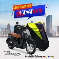 Cover Motor Sarung Scoopy Beat Mio Fino Spacy Vario Nex X-Ride Genio