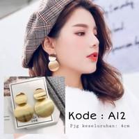 Anting Fashion Korea Wanita Import Earings - A11