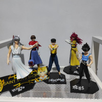 Trading Figure Yuyu Hakusho Complete Set of 5