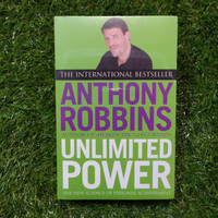 Anthony robbins - Unlimited power (English)