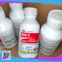 Herbisida DMA 6 825SL 400 ml