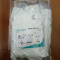 Bantal Guling Bayi Set Omiland Panda Series OWB 1142 + Bantal Peang
