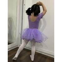 Rok Tutu Ballet Anak fluffy bahan berkualitas - Pink, S