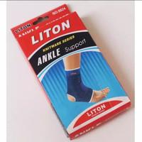 Pelindung kaki Angkle support Liton Pengaman Kaki