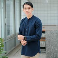 baju kurta pria / kurta pria tangan panjang / koko muslim pria