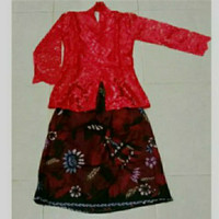 Baju kebaya marlena/baju adat madura anak