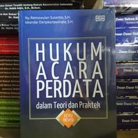 ORIGINAL Hukum Acara Perdata dalam Teori dan Praktek (Revisi), MM