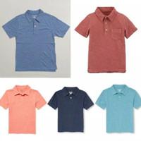 Kaos Polo shirt anak laki Place dan Carters 4 - 16T