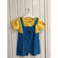 Baju Anak Minion USS