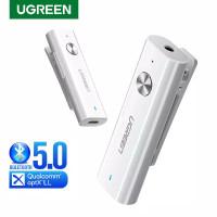 Ugreen Bluetooth 5.0 Audio Receiver APT-X LL with 3.5mm + mic 40854