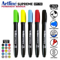 Spidol Supreme Permanent Marker Artline EPF-700