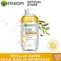 garnier micellar oil infused 125ml / 50ml