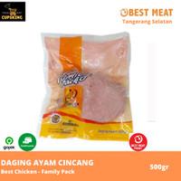 Ayam Cincang / Daging Ayam Cincang 500gr (daging) - Best Chicken