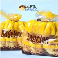 bagelan roti bandung/roti kering /netto 165 gram