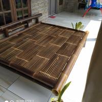 Bale Bambu Hitam Uk. 200x150