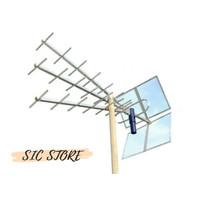 Antena TV DIGITAL Analog HD TITIS UHF OutDoor Sinyal Super Peka Sensit