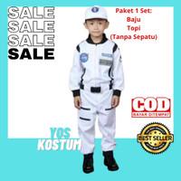 Kostum Profesi Anak Astronot Baju Seragam Kijang Nasa