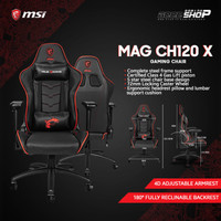 MSi MAG CH120 X - Gaming Chair