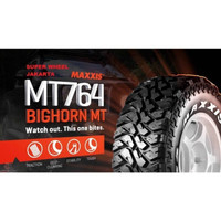 Maxxis Bighorn MT 764 ukuran 265/70 R17 Ban Mobil MT764 265 / 70 R17
