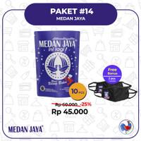 Medan Jaya 'Ini Lagi' Rasa Udang Bakar ( 1 kotak isi 10 Pcs )
