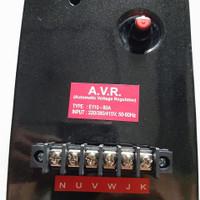 AVR Genset Sikat Arang Kulbras 80A 3 phase