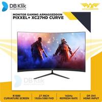 Monitor Gaming Armaggeddon Pixxel Plus XC27HD 27 Inch Curve