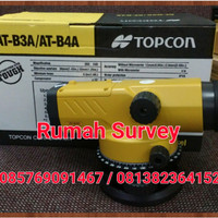 Waterpass / Automatic Level /Auto Level TOPCON ATB4A / ATB-4A/ AT-B4 A