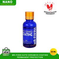 coating nano ceramics pelindung cat mobil, cairan poles mobil 9H