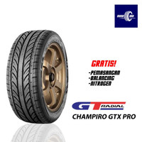 Ban Mobil GT Radial CHAMPIRO GTX PRO 195/60 R14