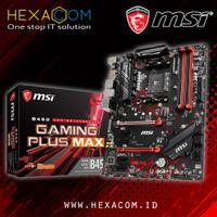 MSI B450 GAMING PLUS MAX - Socket AM4