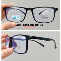 Kacamata baca double fokus lensa anti radiasi blue ray komputer - 3013
