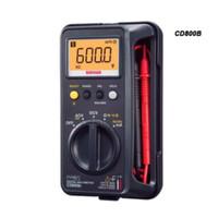 Sanwa CD800B Digital Multimeter Multitester Avometer True RMS Murah