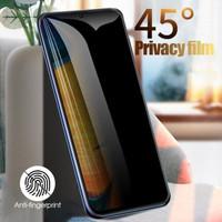 SAMSUNG GALAXY A8 PLUS 2018 TEMPERED GLASS SPY SCREEN ANTI GORES 9H