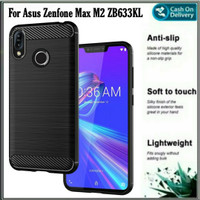 Case Asus Zenfone Max M2 ZB633KL SoftCase Casing Zenfone Max M 2
