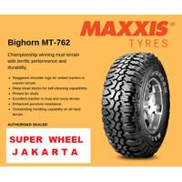 Maxxis Bighorn MT 762 ukuran 265/75 r16 Ban Mobil MT-762 265 / 75 R16