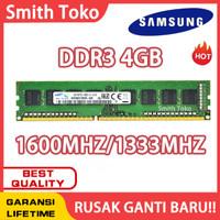 [BARU] RAM / MEMORY SAMSUNG PC DDR3 4GB - 4GB 1333MHZ