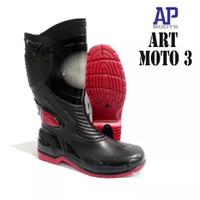 Sepatu Boot AP Motor moto 3