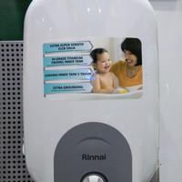 Water heater listrik 10liter Rinnai RES-EC010