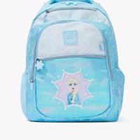 KADO ANAK Original Tas Smiggle Backpack Junior Frozen 2 Elsa Anna Far - Frozen Elsa