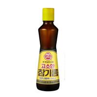 OTTOGI SESAME OIL 320 ML - MINYAK WIJEN KOREA 100% MURNI