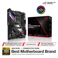 ASUS ROG CROSSHAIR VIII HERO WI-FI AMD Ryzen AM4 X570 ATX Motherboard