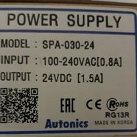 Power supply autonics SPA-030-24