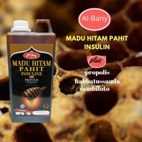 Madu Hitam Pahit Insuline Propolis - Al Bany