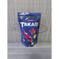 TAKARI BLUE FLOATING TYPE 250 GRAM PAKAN PELLET PELET MAKANAN IKAN KOI