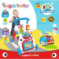 Sugar Baby Mini Car Push Walker / Baby Walker Sugar Baby