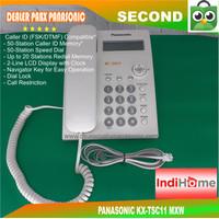 Panasonic KX-TSC11MX - Telepon Rumah (INDIHOME)/ Kantor Single Line