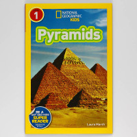 National Geographic Kids Level 1 Pyramids, Buku Import Anak